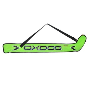 Florbalová taška OXDOG 2C STICKBAG junior orange / green, Oxdog