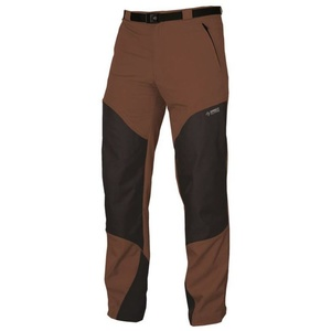 Nohavice Direct Alpine Patrol 4.0 New Logo brown / black, Direct Alpine