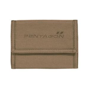 Peňaženka PENTAGON® Stater 2.0 coyote, Pentagon