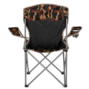 Skladacia stoličky s opierkami HIGHLANDER Moray maskáč, Highlander