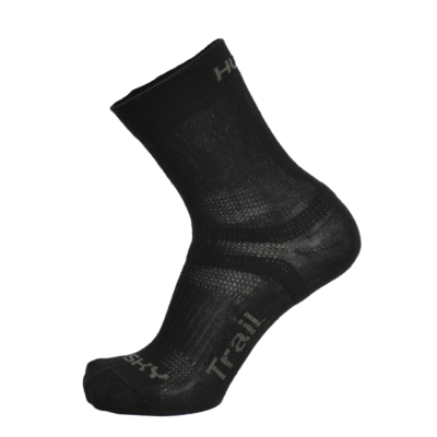 Ponožky Husky Trail čierne, Husky