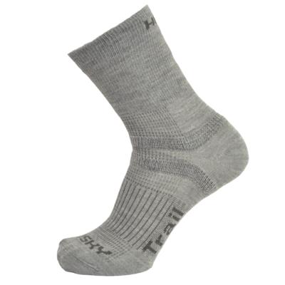 Ponožky Husky Trail svetlosivá, Husky