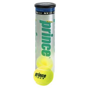 Tenisové Lopty Prince NX Tour 4 ks 7G300000, Prince