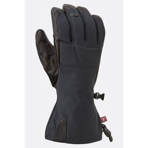 Rukavice Rab Pivot GTX Glove black / bl, Rab