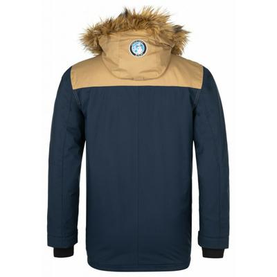 Pánska zimná bunda Kilpi ALPHA-M tmavomodrá, Kilpi