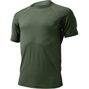 Merino triko Lasting QUIDO 6262 zelené