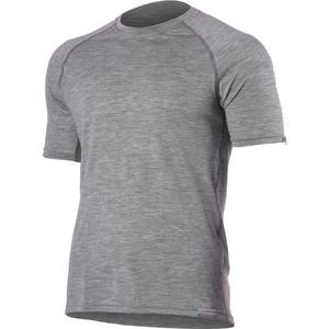 Merino triko Lasting QUIDO 8484 šedé vlnené