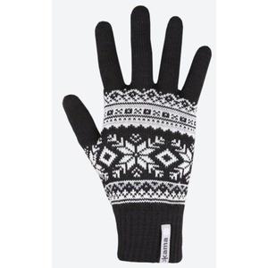 Pletené Merino rukavice Kama R108 110, Kama