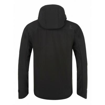 Pánska softshellová bunda Kilpi Ravi-M čierna, Kilpi