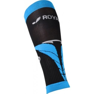 Kompresný lýtkové návleky ROYAL BAY® Air Black/Blue 9588, ROYAL BAY®