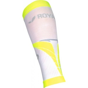 Kompresný lýtkové návleky ROYAL BAY® Air White/Yellow 0188, ROYAL BAY®