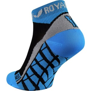 Ponožky ROYAL BAY® Air Low-Cut black / blue 9588, ROYAL BAY®