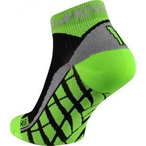 Ponožky ROYAL BAY® Air Low-Cut black / green 9688, ROYAL BAY®