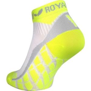 Ponožky ROYAL BAY® Air Low-Cut white / yellow 0188, ROYAL BAY®