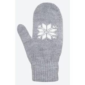 Detské pletené Merino rukavice Kama RB201 109, Kama