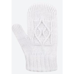 Detské pletené Merino rukavice Kama RB202 101, Kama
