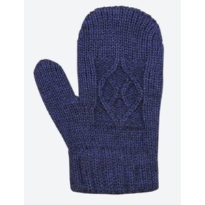 Detské pletené Merino rukavice Kama RB202 108, Kama
