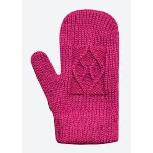 Detské pletené Merino rukavice Kama RB202 114, Kama