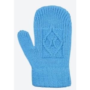 Detské pletené Merino rukavice Kama RB202 115, Kama