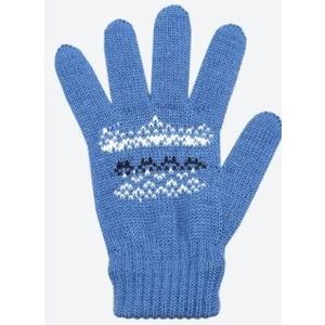 Detské pletené Merino rukavice Kama RB203 107, Kama