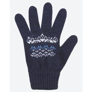 Detské pletené Merino rukavice Kama RB203 108, Kama