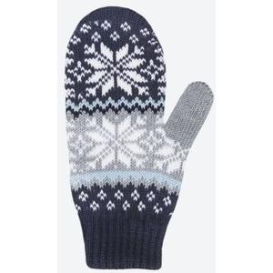 Detské pletené Merino rukavice Kama RB204 108, Kama