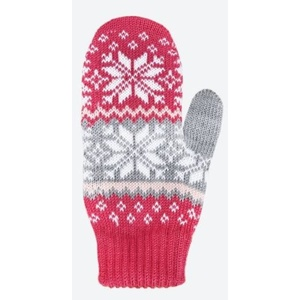 Detské pletené Merino rukavice Kama RB204 114, Kama