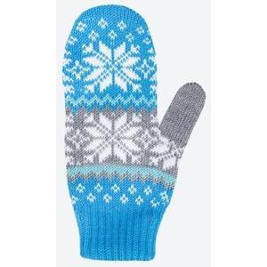 Detské pletené Merino rukavice Kama RB204 115, Kama