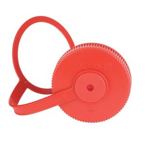 Náhradné viečko NALGENE Wide-Mouth 63mm red, Nalgene