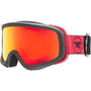 Okuliare Rossignol Ace HP Mirror black / red cyl RKIG205, Rossignol