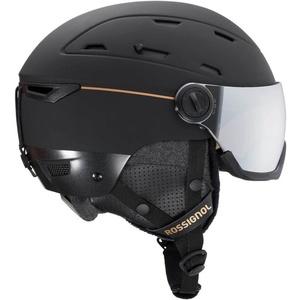Lyžiarska helma Rossignol Allspeed Visor Impacts W black RKIH400, Rossignol