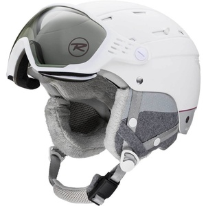 Lyžiarska helma Rossignol Allspeed Vis.Impacts W Photo W RKIH402, Rossignol