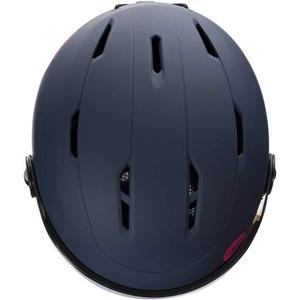 Lyžiarska helma Rossignol Whoopee Visor Impacts bl / pk RKIH500, Rossignol