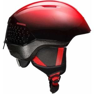 Lyžiarska helma Rossignol Whoopee Impacts red RKIH505, Rossignol