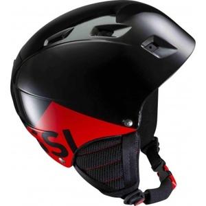 Lyžiarska helma Rossignol Comp J black RKGH507 f9c4dfe6fa6