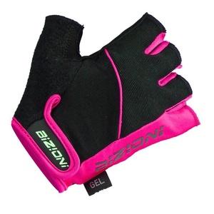 Cyklistické rukavice Lasting s gélovú dlaní GS33 904, Lasting