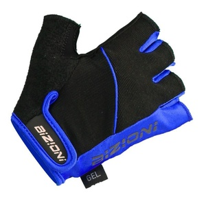 Cyklistické rukavice Lasting s gélovú dlaní GS33 905