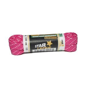 Šnúrky STAR LACES FASHION 140cm, STAR LACES