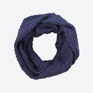 Pletený nákrčník Kama S20 108 tmavo modrá, Kama