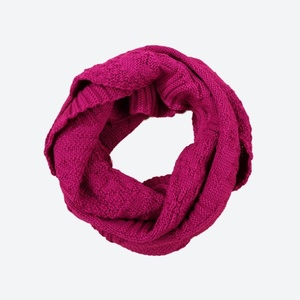 Pletený nákrčník Kama S20 114 ružová, Kama