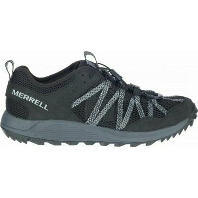 Pánske outdoorové Topánky Merrel l Wildowood Aerosport black, Merrel