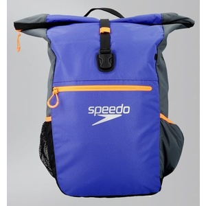 Batoh Speedo Team Rucksack III + AU GREY / BLUE 68-10382c299, Speedo
