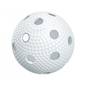 Florbalový balónik Salming Aero Plus Ball White, Salming