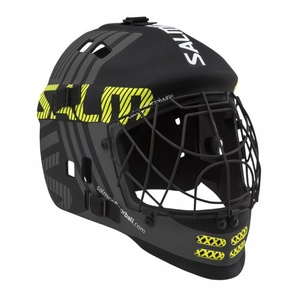 Helma Salming Core Helmet Black, Salming