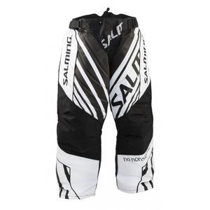 Brankárske nohavice Salming Phoenix Goalie Pant SR Black/White, Salming