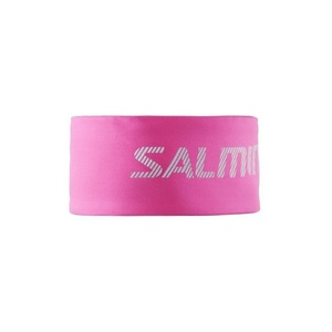 Čelenka SALMING Run Thermal Headband Pink, Salming