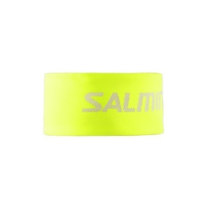 Čelenka SALMING Run Thermal Headband Safety Yellow, Salming