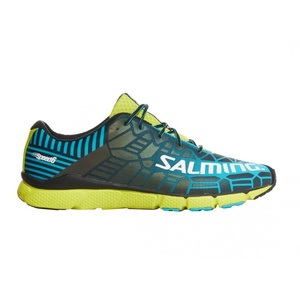 Topánky Salming Speed 6 Men Blue / Lime, Salming