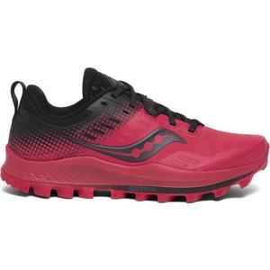 Pánske bežecké topánky Saucony Peregrine 10 Red / Black, Saucony