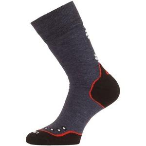 Lyžiarske ponožky Lasting SCF 504 modrá, Lasting